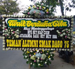 Toko Bunga Papan di Subang