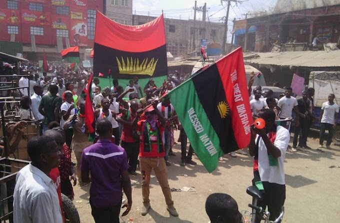How operation 'Python Dance' killed my husband – Slain IPOB member's wife reveals