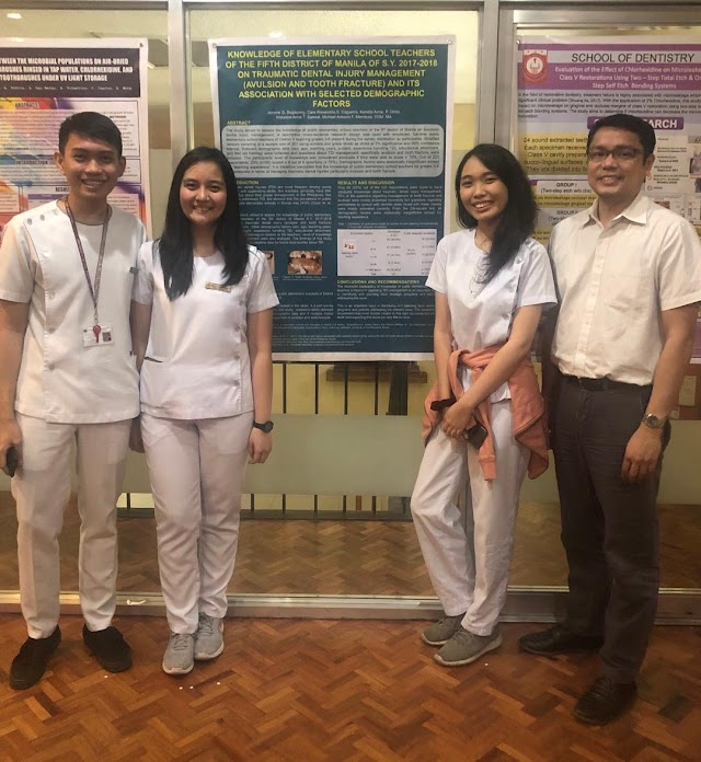 The 1st PDA Oral & Poster Research Competition for Dentistry Students and Faculty