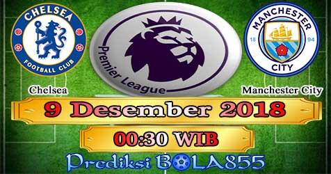 Prediksi Bola855 Chelsea vs Manchester City 9 Desember 2018