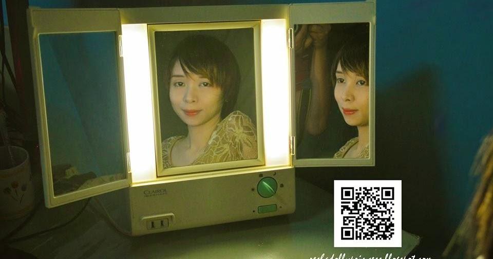 Vintage Clairol True To Light Mirror Reshadollyprincess