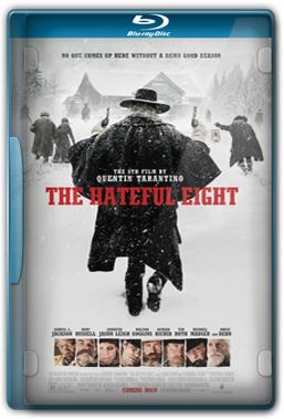 Torrent Os Oito Odiados (The Hateful Eight) - Bluray rip