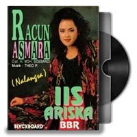 Lirik Lagu Iis Ariska - Racun Asmara