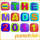 mad blog awards logo