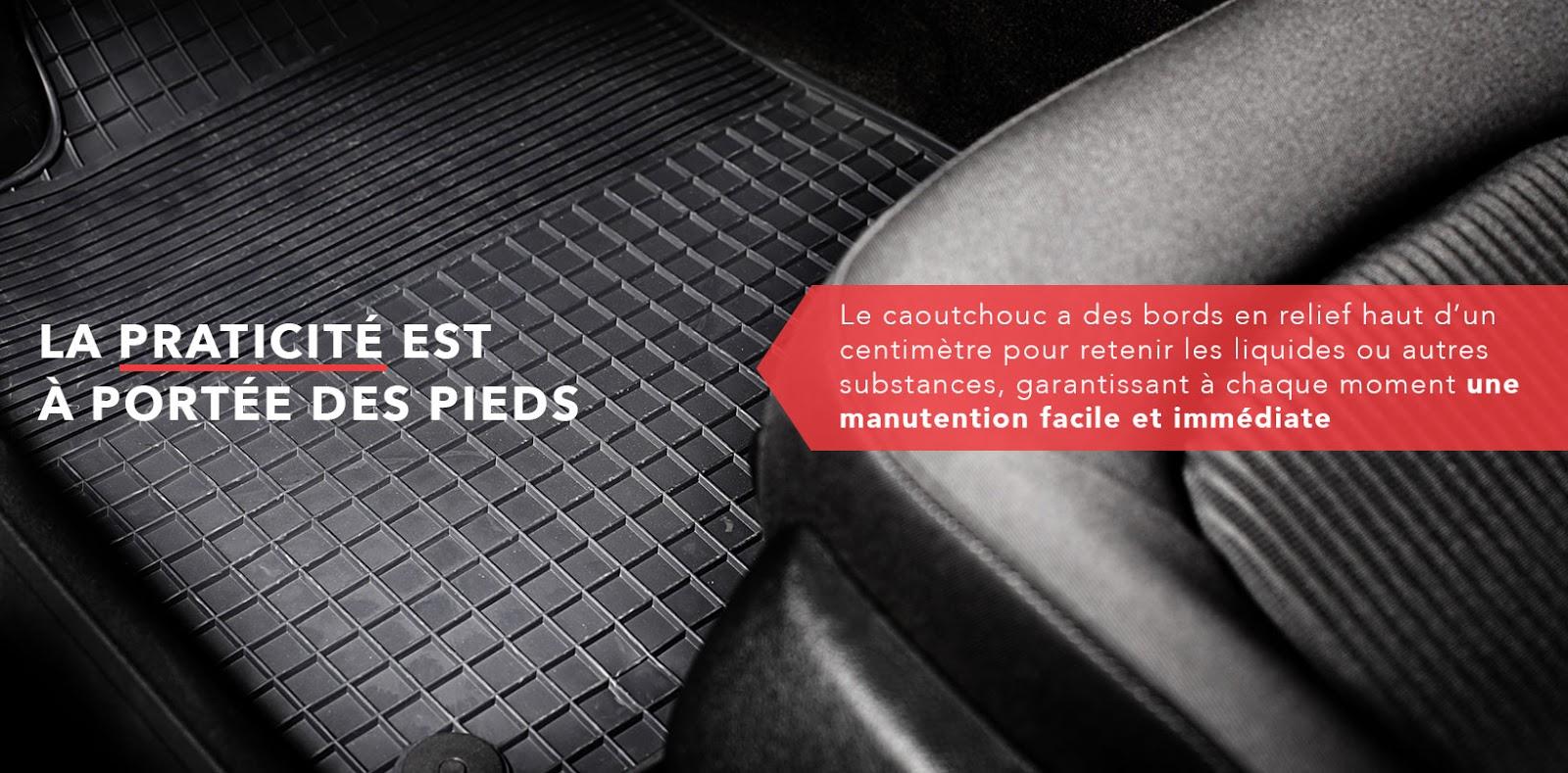 faites le bon choix de tapis de sol et de coffre pour votre voiture one auto. Black Bedroom Furniture Sets. Home Design Ideas