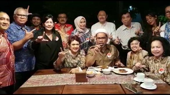 """Ngabalin dan Pro-Jokowi Serukan """"Lanjutkan, Lawan, Libas"""", Politisi Demokrat: Mengerikan!"""