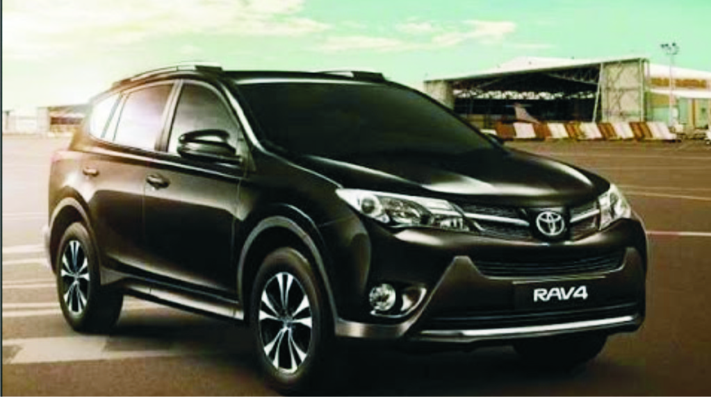 Initially Toyota Released The Rav4 As A Compact Car However This Managed To Through Some Swift Transformationanaged Emerge One Of S