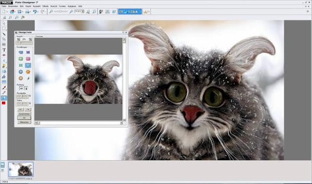 تحميل برنامج تصميم الصور وتعديلها مجانا Download MAGIX Photo Designer