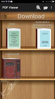 Tampilan PDF Viewer
