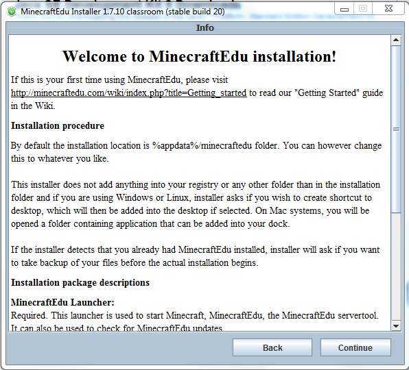 install on PC chris miller edtechchris edtech minecraft windows PC minecraftedu