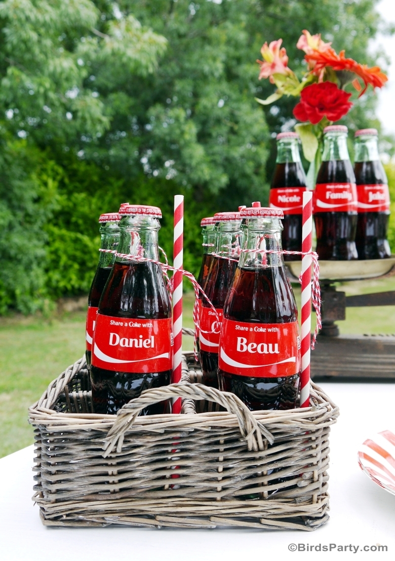 BBQ Party with Coca-Cola®
