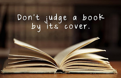 "Di Balik ""Don't Judge A Book by Its Cover"""