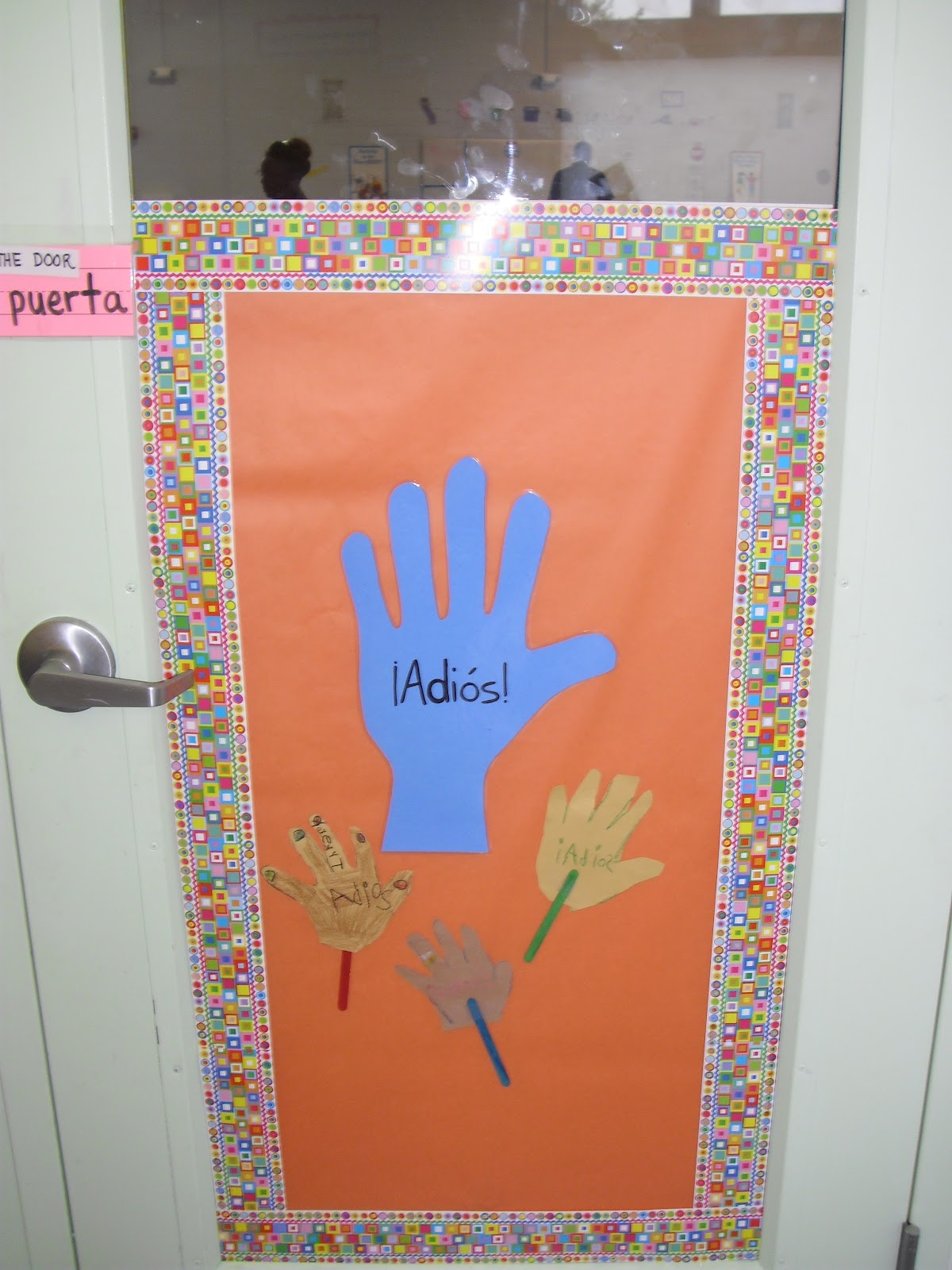Spanish Classroom Door Decorations