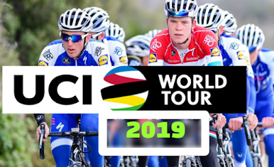 UCI, World Tour, calendar, 2019, cycling, races, events, Schedule, dates, winners results.