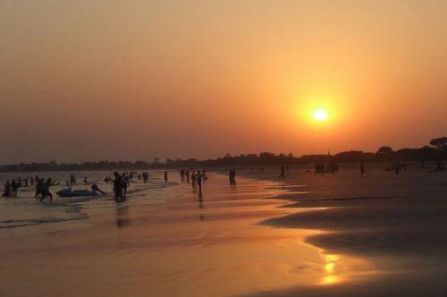 Ghoghla Beach Diu India
