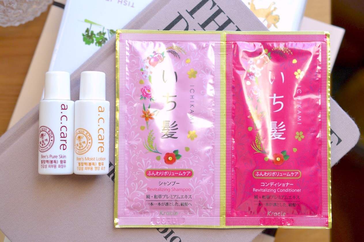 Japanese samples