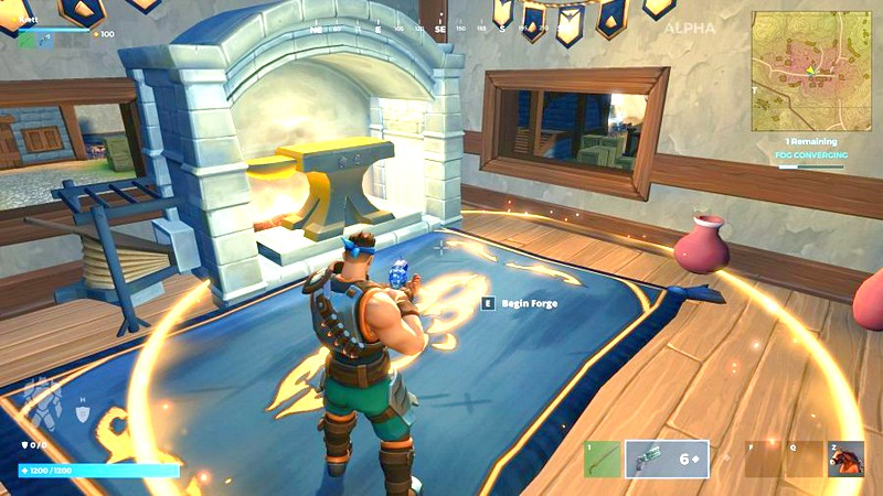 Beginner Guide: Realm Royale - Map guide - Forge locations, loot spots and more