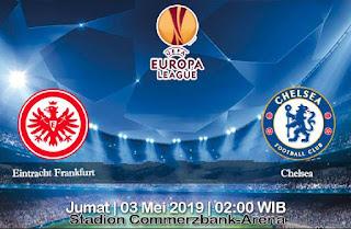 Prediksi Eintracht Frankfurt vs Chelsea 3 Mei 2019