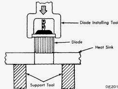 repair-manuals: Datsun Mitsubishi Alternators 1963-74