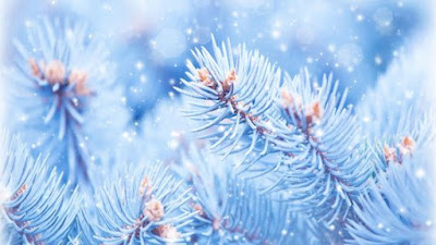 Winter/Kerst-Wallpaper