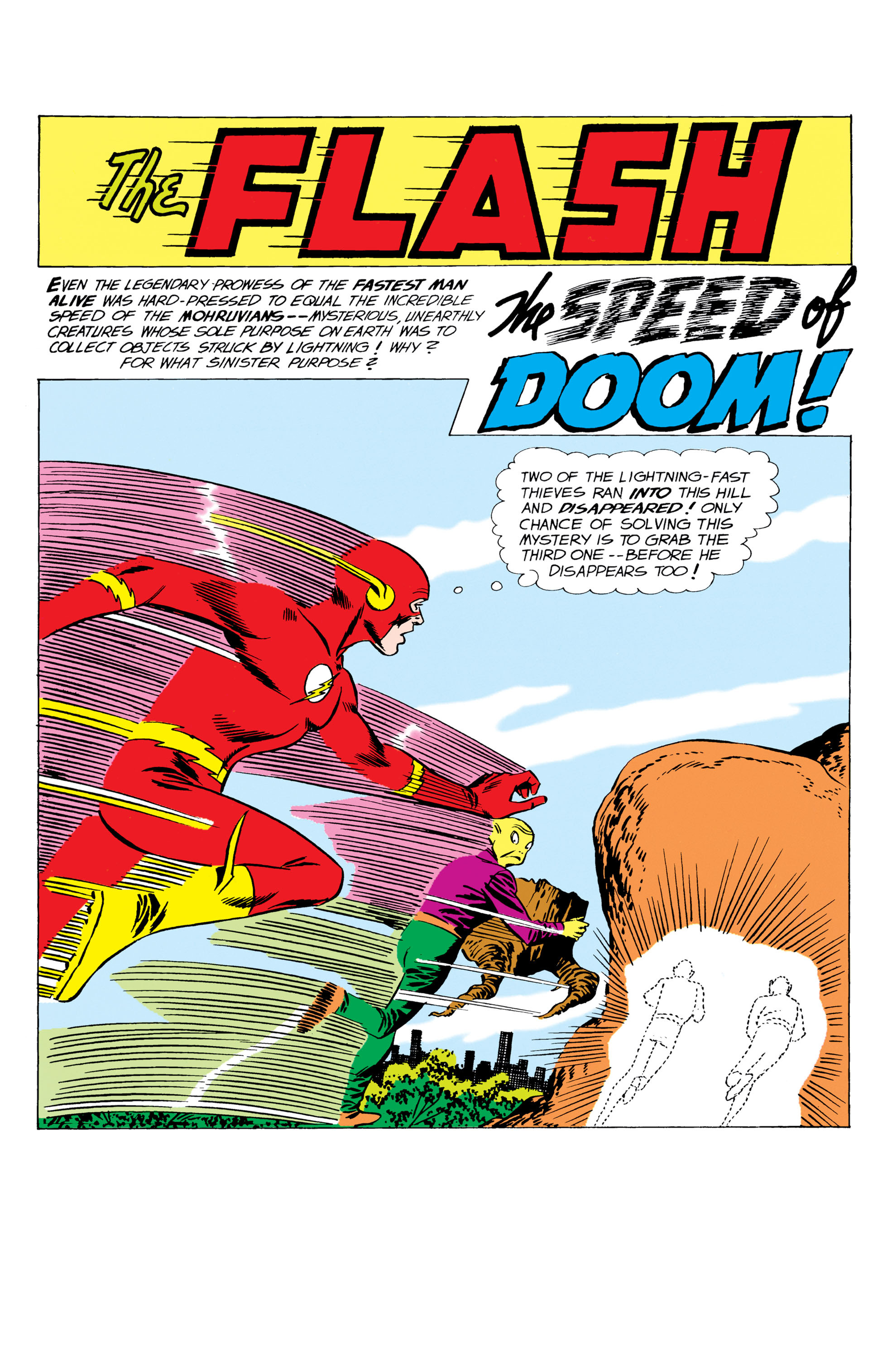 The Flash (1959) issue 108 - Page 2