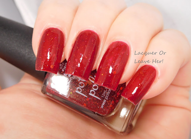 Potion Polish Cranberry Fizzy