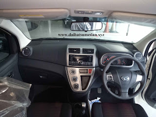 Interior Sirion 2017 Dashboard