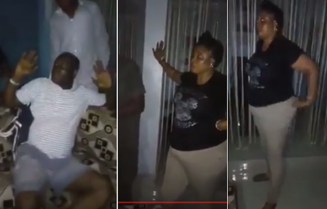 2t9GB3r VIDEO:Wife Of A Politicain & Traditional Ruler in Delta State Caught In The act