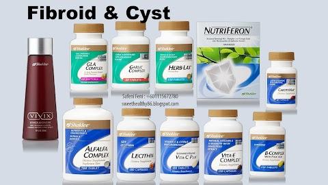 Suplimen Untuk Kecutkan Fibroid dan Cyst
