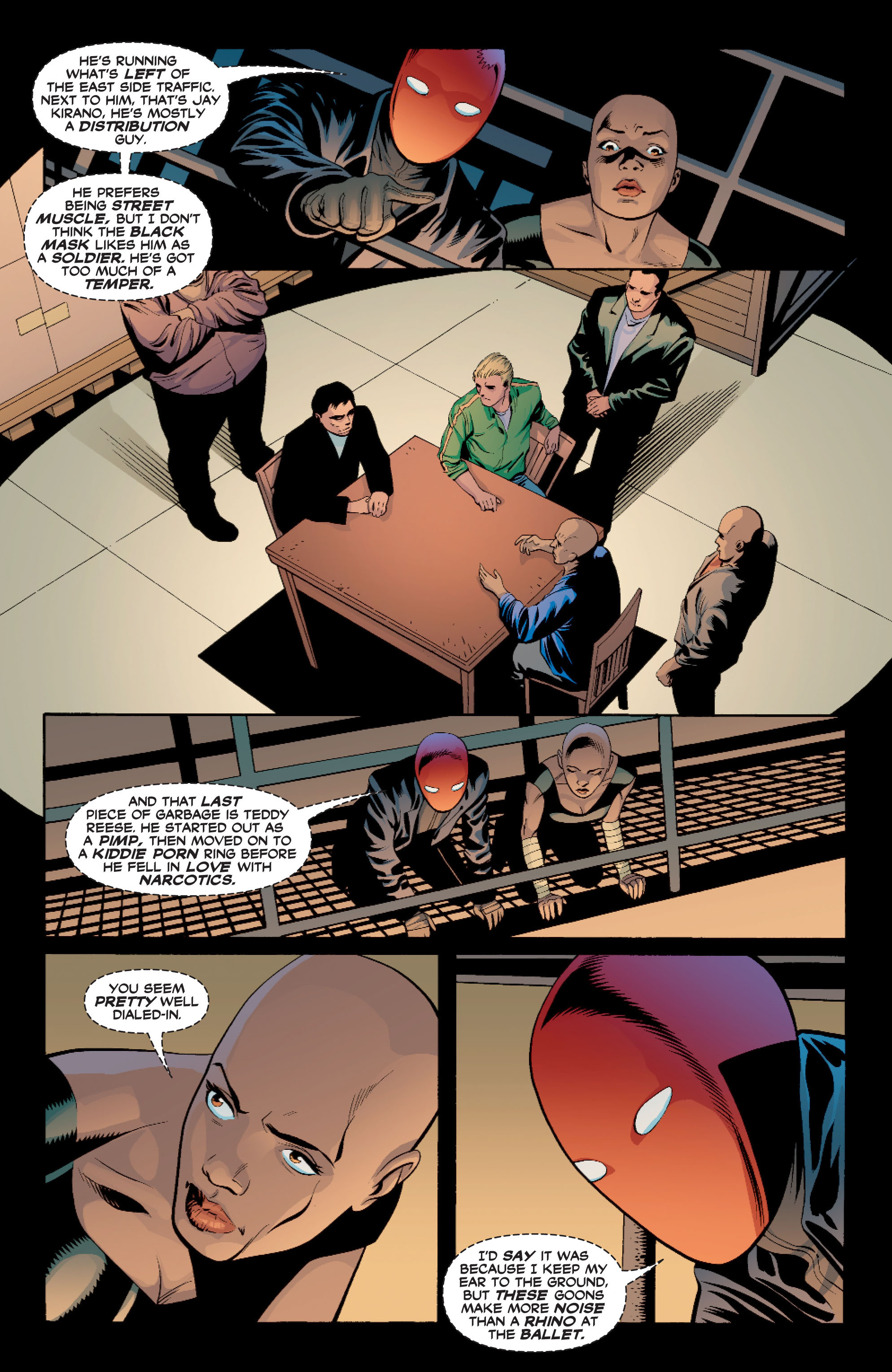 Read online Batman: Under The Red Hood comic -  Issue # Full - 138