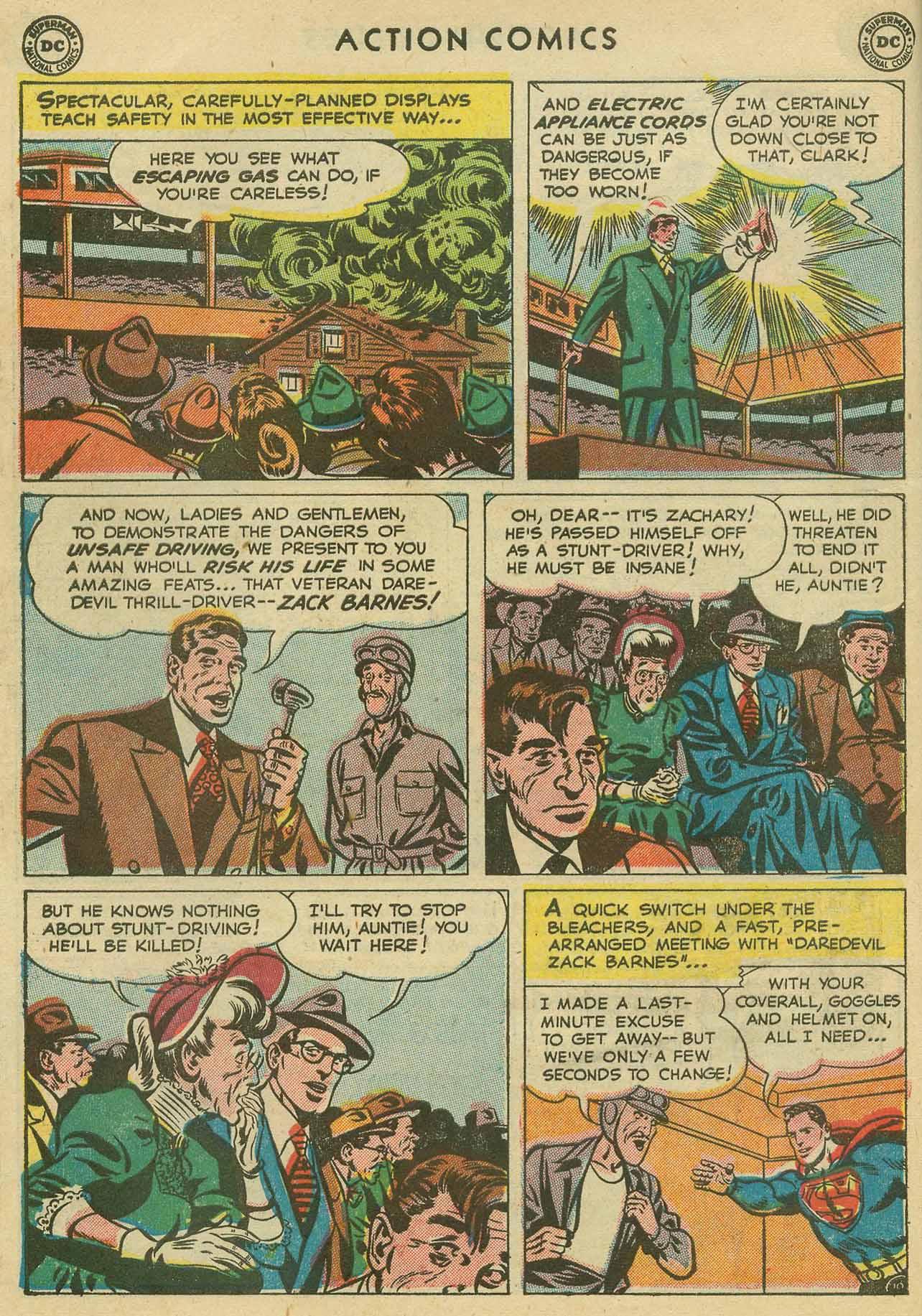 Action Comics (1938) 160 Page 11