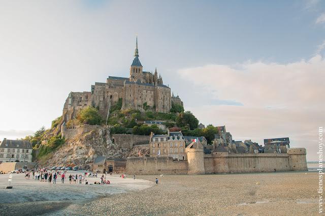 Experiencia viaje Bretaña Normandia turismo Francia diario