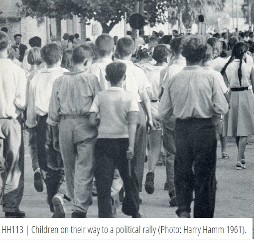 Rare photos from German journalist of Albania in 1961 - when was separating from Soviets