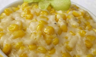 рецепт вкусный кукуруза в сливочно соусе с пармезаном