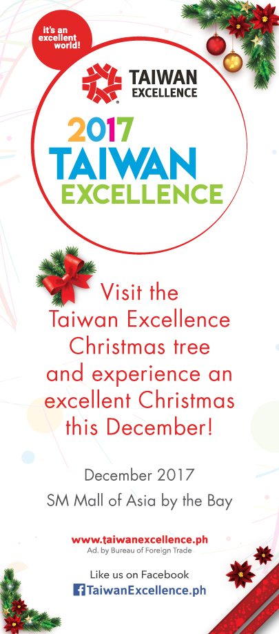 Make Christmas Exciting with TAITRA's Special Promo Treats