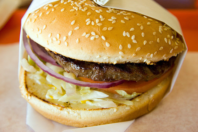 Recette de hamburger maison facile