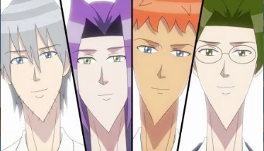 Download Anime Gakuen Handsome Episode 2 Subtitle Indonesia