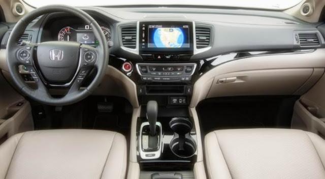 2018 Honda Ridgeline Type R Specs, Price