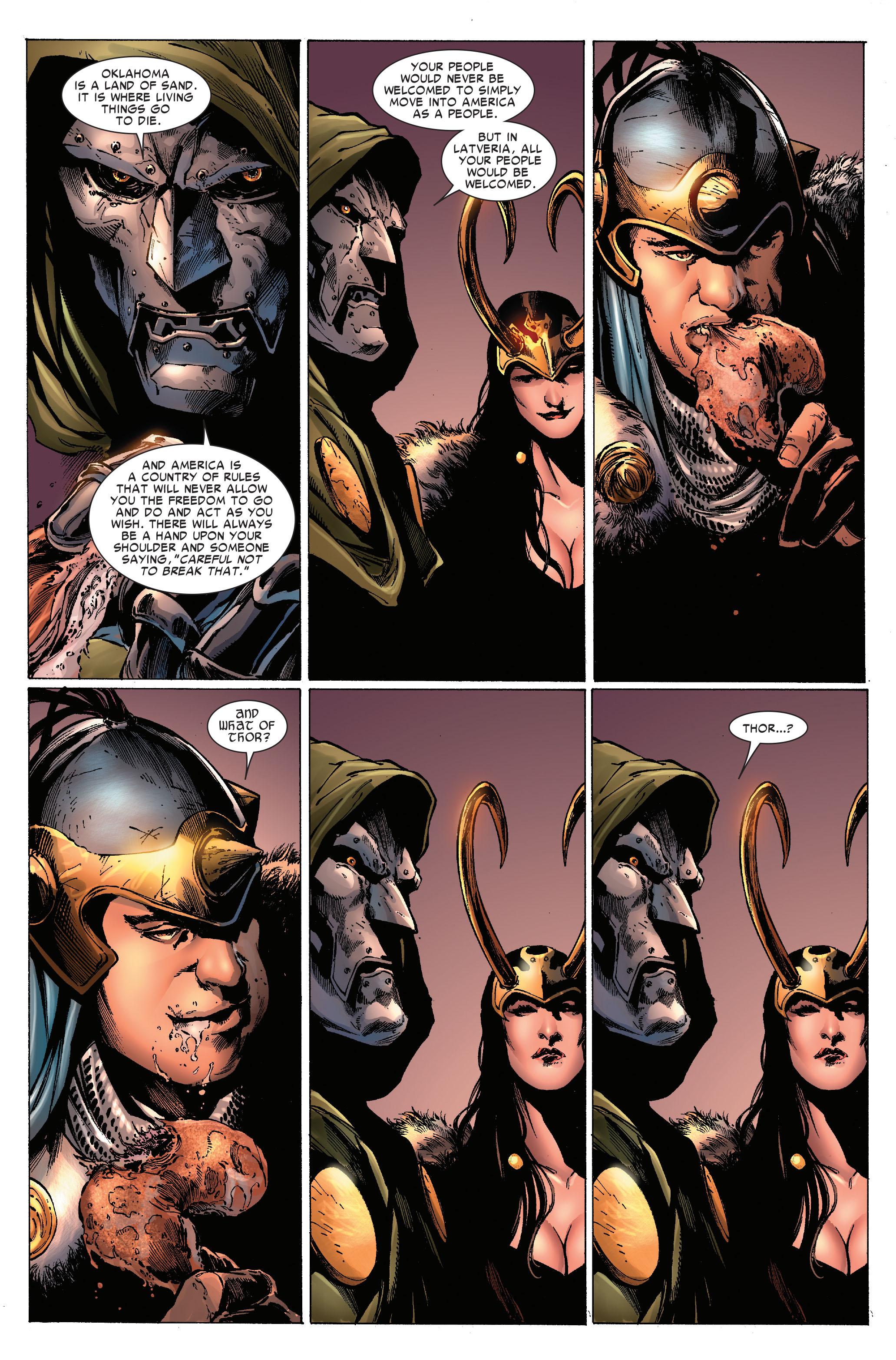 Thor (2007) Issue #601 #14 - English 8