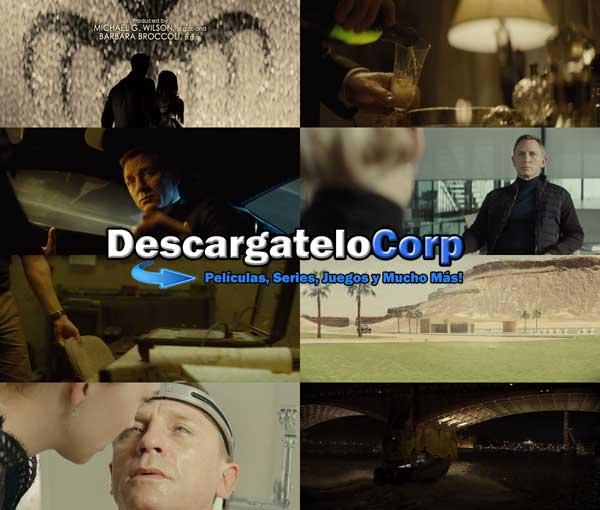 Spectre 007 DVDRip Latino