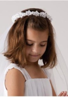 Miraculous New Trend Hair Style First Communion Hairstyles For Girls Short Hairstyles For Black Women Fulllsitofus