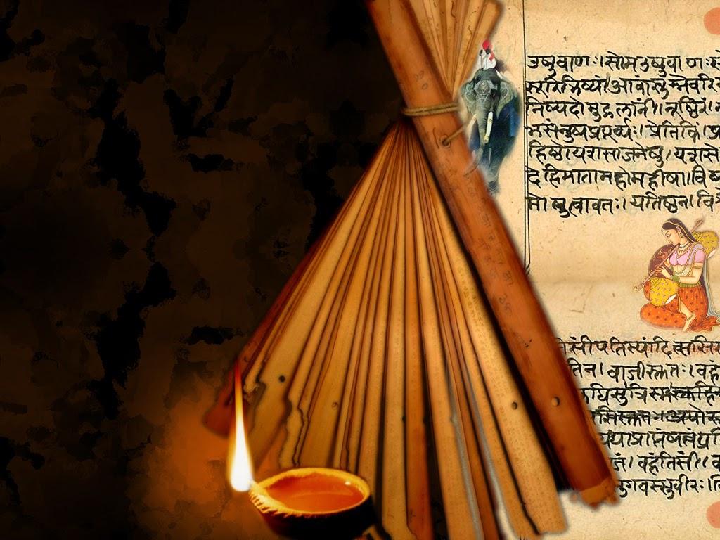 Hinduism and sanskrit philosophical treatises