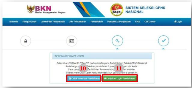 tutorial daptar cpns pppk tahun 2019/2020