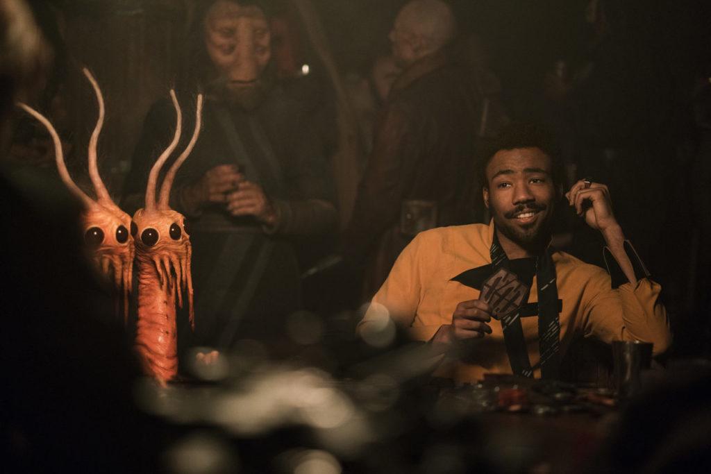 Lando Calrissian (Donald Glover) - Han Solo: Uma História Star Wars