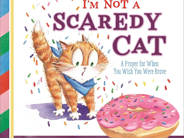 Not A Scaredy Cat {A Book Review + Giveaway Too} #2017HolidayGiftGuide