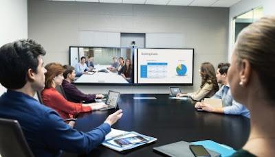 Dòng giải pháp hội nghị truyền hình Polycom Group mang lại nhiều lợi ích cho doanh nghiệp