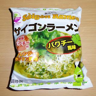 【株式会社アイ・ジー・エム(輸入者)】サイゴンラーメン パクチー風味