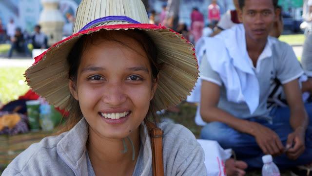 Phnom Penh : Les sourires du Festival des Eaux