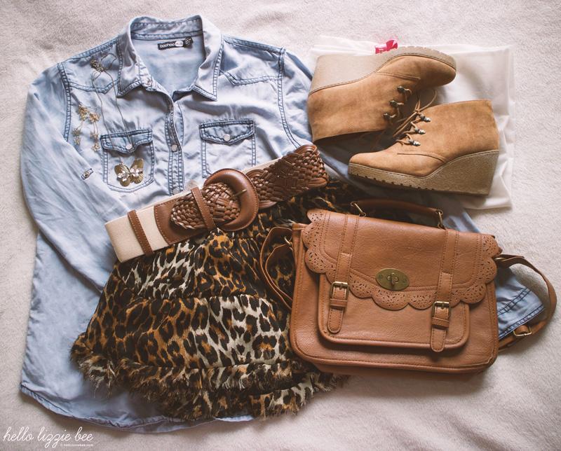 gyaru kei outfit for autumn