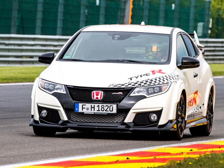 Honda Civic Type R Cetak Rekor Waktu Terbaik Di Lima Sirkuit Balap Kelas Dunia